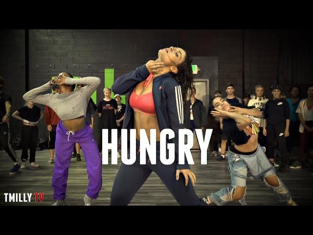 Fergie - HUNGRY ft Rick Ross - Choreography by Tricia Miranda