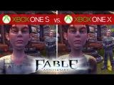 Fable Anniversary Comparison - Xbox One X vs. Xbox One S