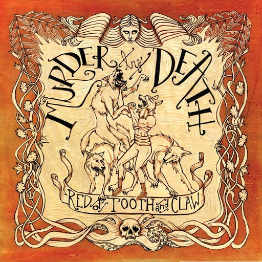 Murder By Death альбом Red of Tooth and Claw