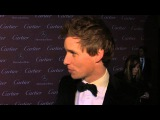 The Theory of Everything Eddie Redmayne Exclusive Interview at the Palm Spring Film Festival