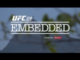 UFC 218 Embedded  Vlog Series - Episode 2