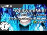 WubWoofWolf DJ S3RL - T-T-Techno (feat. Jesskah) Technonatioalism +HD,HR SS 349pp #1