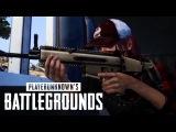 PlayerUnknown's Battlegrounds - Mobile Gameplay Trailer | PUBG