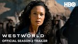 Westworld Season 2 | Official Trailer | HBO/Трейлер второго сезона сериала Мир Дикого Запада