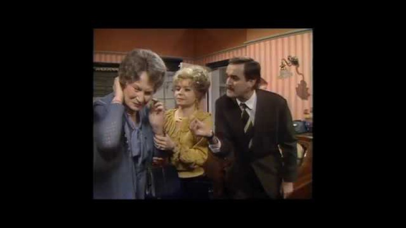 Fawlty Towers: Is this a piece of your brain?
