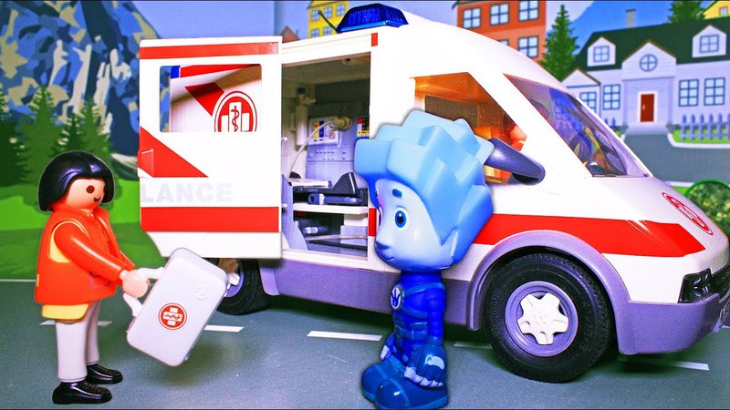 Фиксики игрушки Все серии подряд Познавательные мультики для детей Fixiki