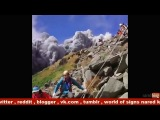what happened on our EARTH 16 -18 march 2018 , eription,storm ,tornado , An earthquake under the ice