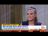 We sat down with global pop superstar @DDLovato for a candid chat! She said she LOVES Australia and is coming back soon!