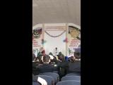 Рэп на новый год в Горском кадетском корпусе