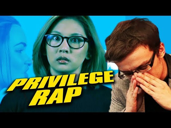 THE PRIVILEGE RAP! - White Girls Can't Rhyme