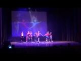 11 гимназия 3 танец
