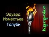 Эдуард Изместьев (ех. Бандэра) - Голуби ( караоке )