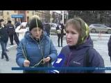 Жители Кемерова выпустили внебо белые воздушные шары впамять опогибших впожаре. Новости. Первый