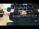 Тренировка для набора мышечной массы