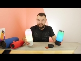 Обзор JBL Pulse 3 - портативная акустика с подсветкой