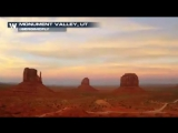 WATCH: Check out this awesome timelapse of Monument Valley in Utah! It doesn't get much better than this! UTwx monumentvalley Mo