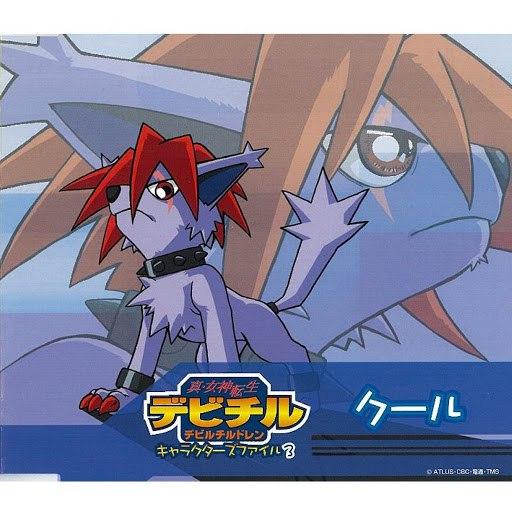 COOL альбом Shin Megami Tensei Devichil Character File 3
