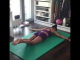 Лучшие упражнения для попки