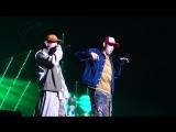 180407 ZICO - BERMUDA TRIANGLE + FANXY CHILD (@ LIT! Hip Hop Concert)