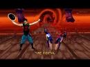 Mortal Kombat 2 1993 reimagined as a 3D game