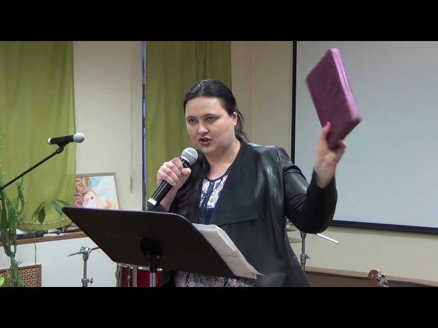 Лариса Шугурова Освобождение Церковь Живое слово 2018!