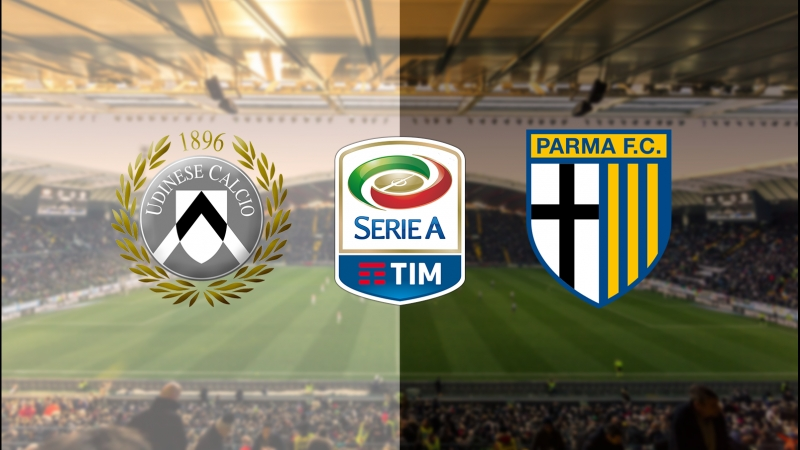 Udinese Calcio - Parma FC | Serie A | 1st season | 4th day