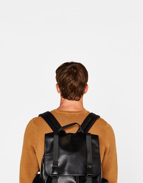 Рюкзак с боковыми карманами