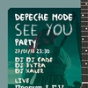 Depeche Mode See You Party