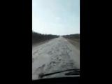 Федеральная трасса в Саратовской области