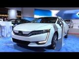 2018 Honda Clarity Plug-In Hybrid - Exterior And Interior Walkaround - 2018 Detroit Auto Show