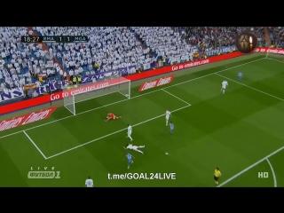 Реал Мадрид 1:1 Малага | Гол Ролана