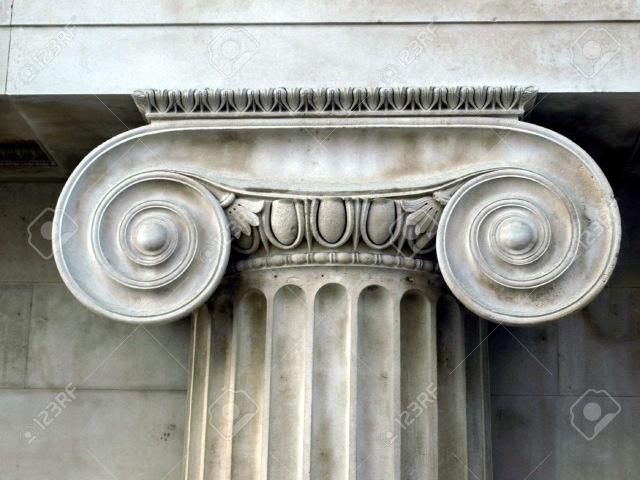 Моделирование классической колонны - 3