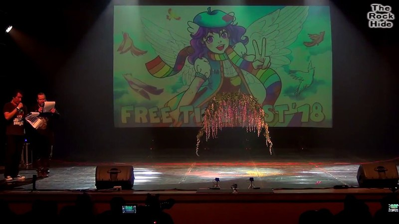 Free Time Fest 2018 - Hyakujitsu no bara (Maiden Rose) - Klaus von Wolfstadt, Taki Reizen - 2