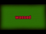 Футаж GTA 5 Wasted для монтажа MLG.mp4