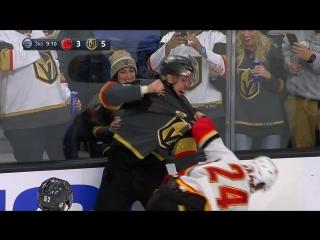 Travis Hamonic vs Alex Tuch Feb 21, 2018