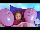 Learn Colors with Balloons Finger family Songs Nursery Rhymes for Kids