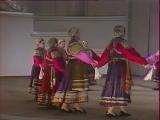 Игровой Хоровод, Пляски В Карагоде исполняют жители с Чернуха Горьковской области