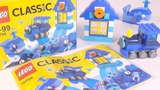 LEGO Classic Blue Creativity Box (10706) - Toy Unboxing and Speed Build