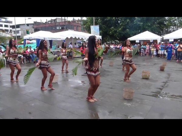 Grupo de danza Kichwa Kallary Causay