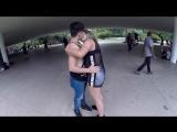 BEIJO OU SOCO NO SACO - DESAFIO DO BEIJO - kiss  challenge