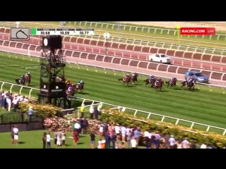 Redkirk warrior wins thrilling newmarket handicap