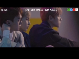 [РУСС.САБ] EXO-CBX За кадром создания Magic