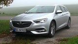 2017 Opel Insignia Sports Tourer 2.0 Turbo D (170 HP) TEST DRIVE