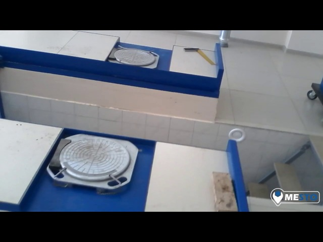 In STO ru - Установка сход-развала на яме. Параметры и размеры.