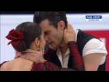 Laurence Fournier Beaudry / Nikolaj Sorensen European Championships 2018 FD
