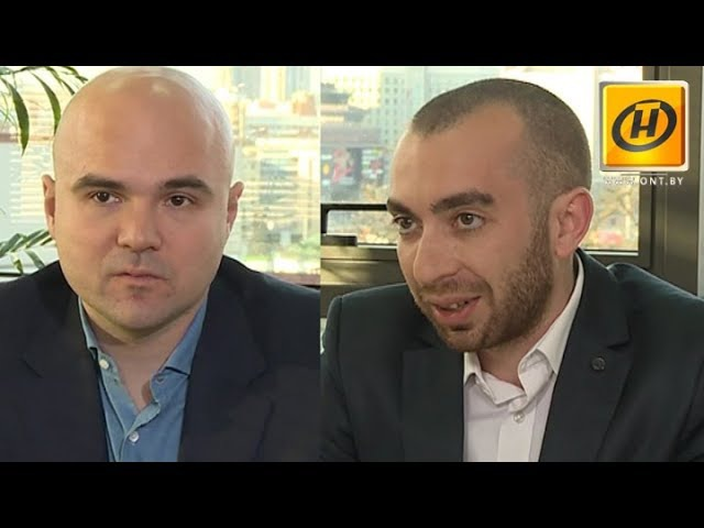 Виктор Прокопеня и Йонатан Брендер рассказали «Контурам» о развитии цифровой экономики в Беларуси