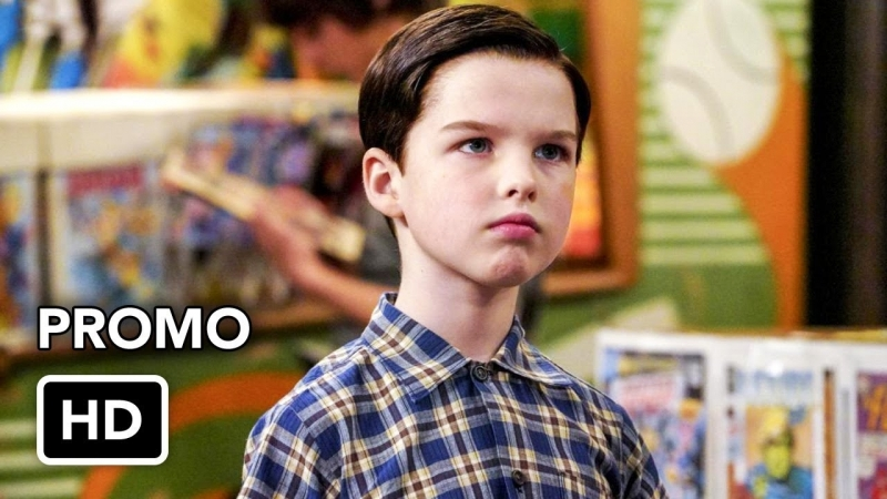 Young Sheldon 1x18 Promo