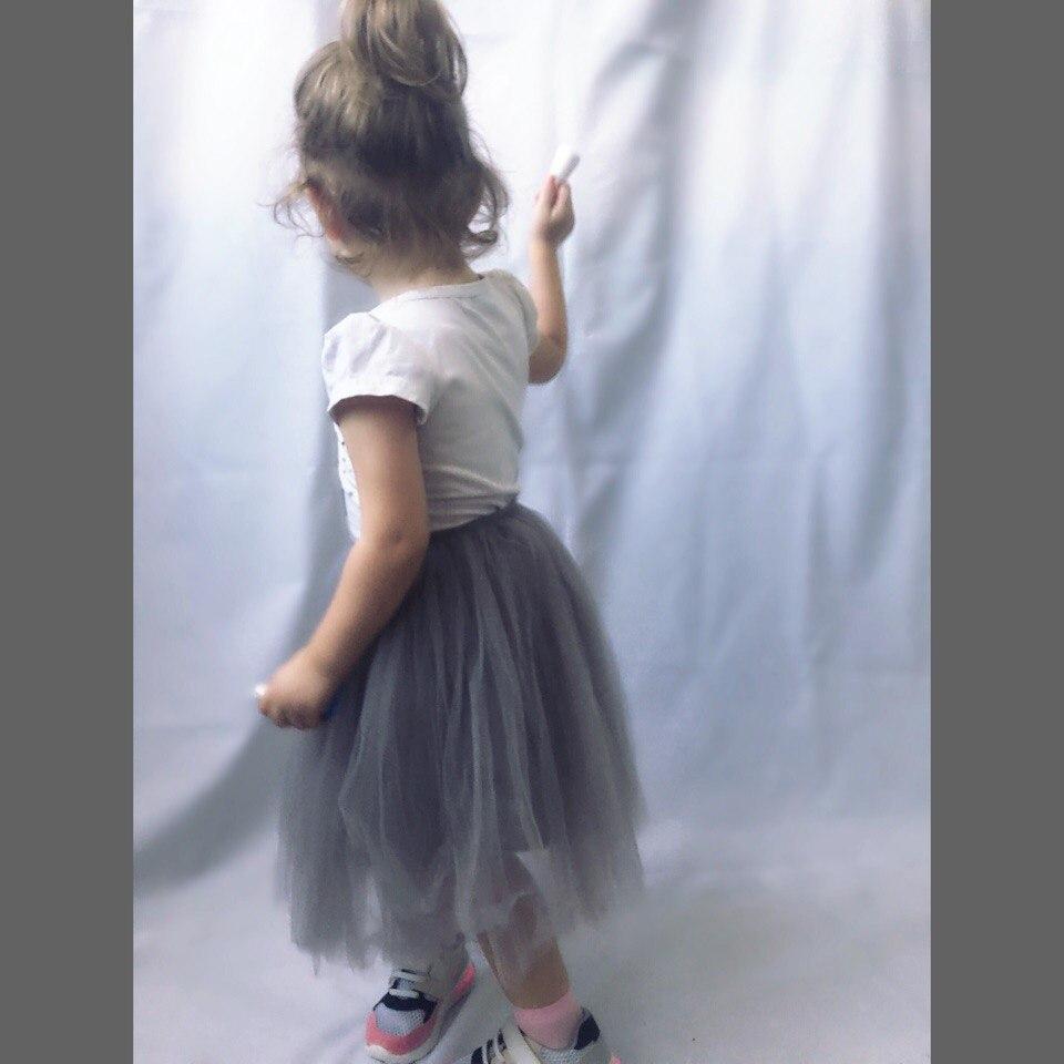 Классная юбка-пачка