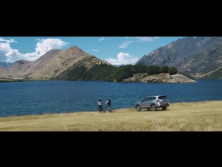 """Forester World Premiere movie """"Go for the real ones"""""""