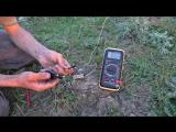 ✅Как зарядить телефон под высоковольтной ЛЭП наведёнными токами